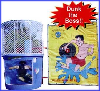dunking machine